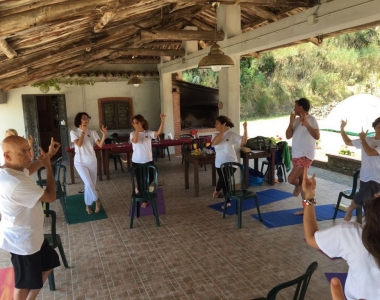 APPROFONDIMENTI DI YOGA IN UN WEEKEND CILENTANO